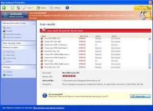 BestMalwareProtection GUI