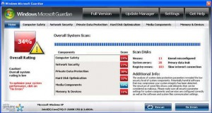 Windows Microsoft Guardian GUI