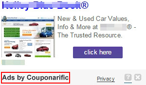 In-text link by Couponarific