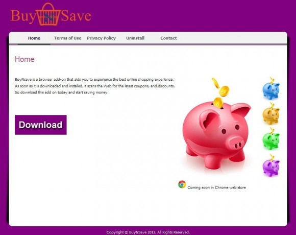 BuyNsave website